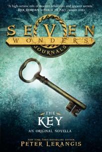 Seven Wonders Journal: The Key by Peter Lerangis